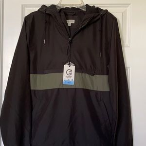 Billabong Wind Swell Anorak in Men's size S.